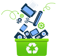 eWaste Recycling @ Sprout CoWorking Providence, 166 Valley St, Building 6M Suite 103, Providence, RI 02909