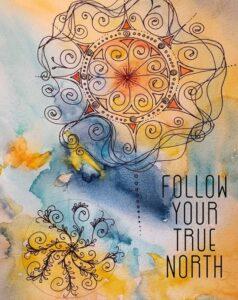 BREATHE AND EXPRESS: Creating Soulful Mandalas @ Sprout Warren, 489 Main St, Warren, RI 02885
